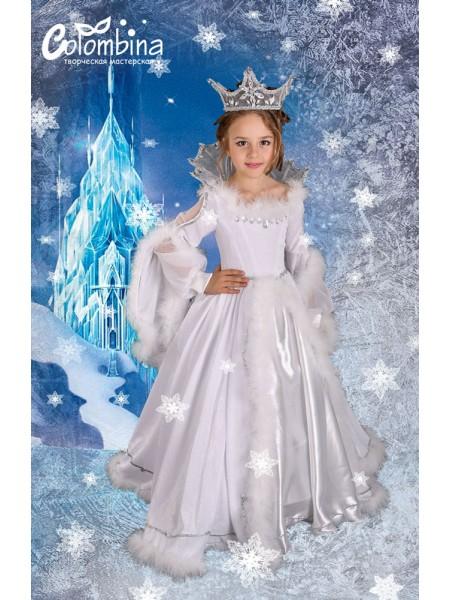 Костюм снежной королевы 155