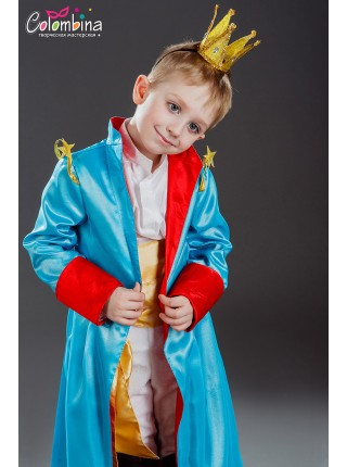костюм маленького принца 365