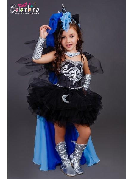 Костюм пони. Принцесса Луна 318