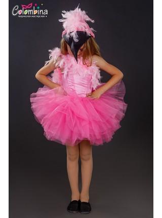 костюм фламинго 385