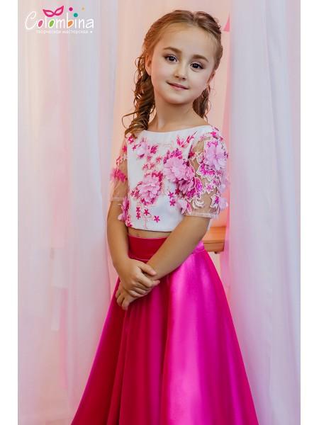 праздничное платье 268