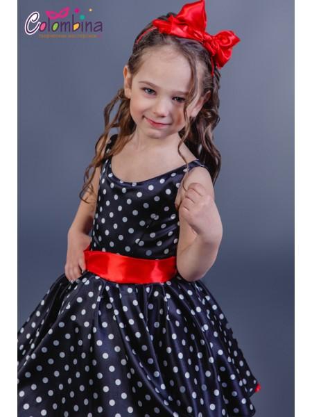 Платье стиляги 140