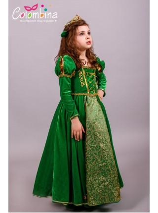 Костюм принцессы Фионы 636