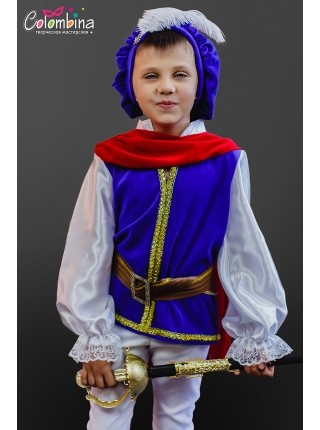 костюм принца  266