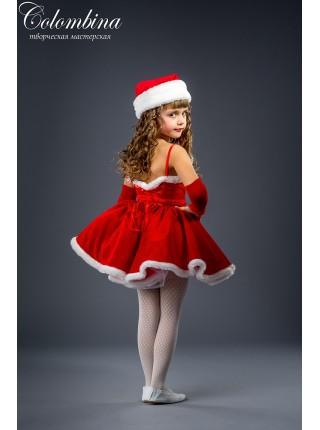 Костюм малышка Санта 4