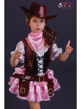 костюм ковбойши 161