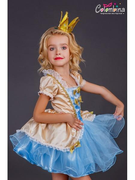 костюм принцессы 324
