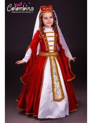 Грузинский национальный костюм 628