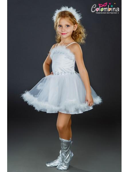 костюм снежинки 459