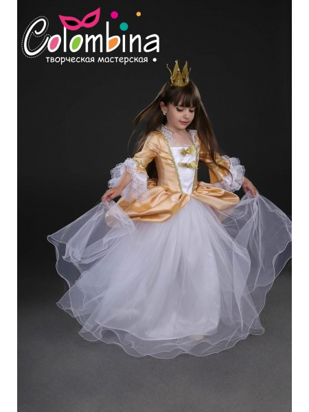 Костюм принцессы 539