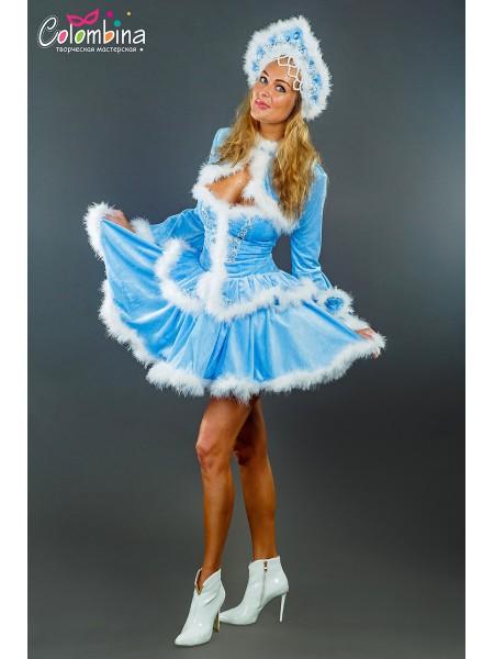 костюм Снегурочки 396