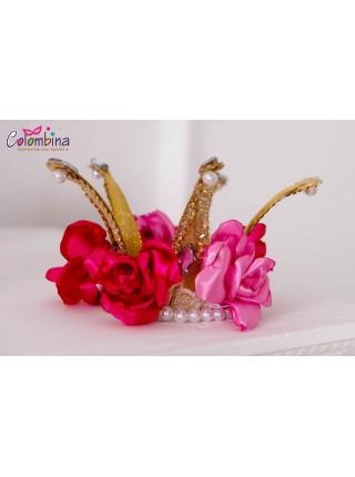 Корона принцессы роз