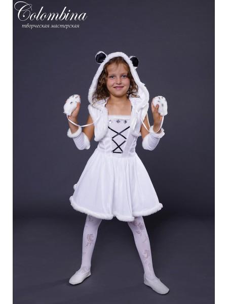 Костюм белого мишки 64
