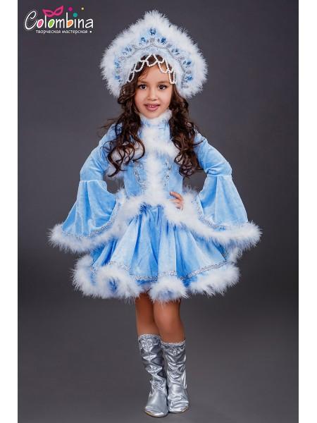 костюм Снегурочки 319