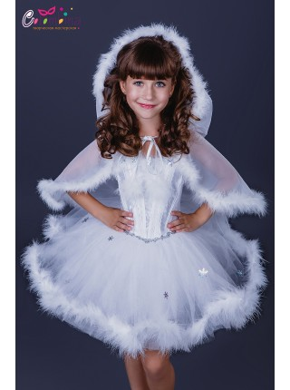 костюм снежинки 174