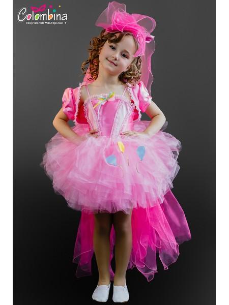 костюм пони Пинки Пай 220